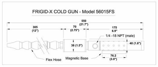 Tool Cooling System - Frigid-X™ Tool Cooling System,Frigid-X,Tool,Cooling,System,Nex Flow